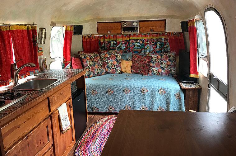 Vintage Airstream Remodel