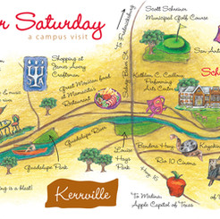 Kerrville Map