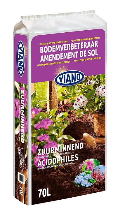 Viano Bodemverbeteraar zuurminnende planten