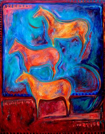 Red Mesa Ponies