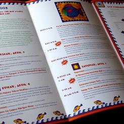 Homecoming Brochure