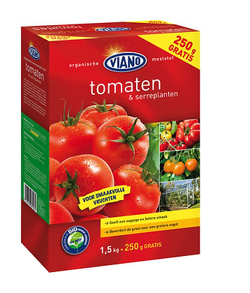 Viano - Tomaten & Serregroenten