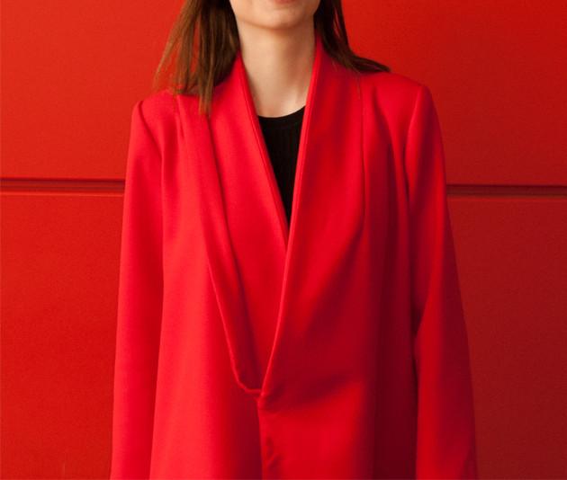 Coat by Terese Andreu