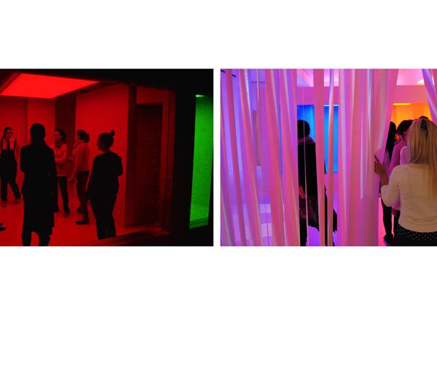 Carlos Cruz-Diez: Colour happens