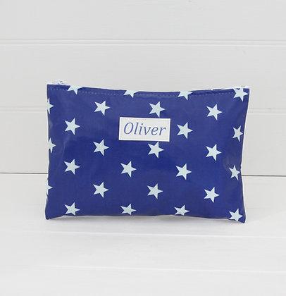 Star Wipe Clean Sleepover Bag