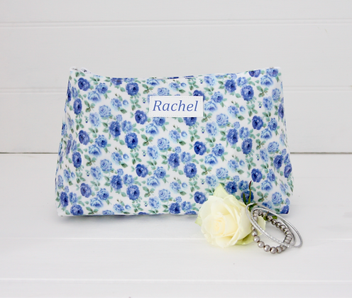 Personalised Wipe Clean  Washbag