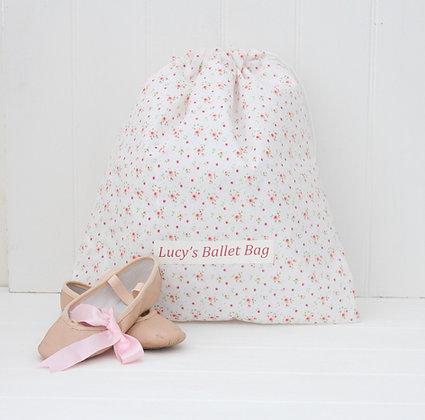 Wipe Clean Personalised Ballet Bag