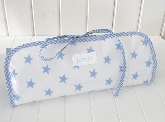 Personalised Wipe Clean Changing Mat