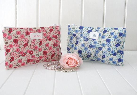 Compact Cosmetic Bag