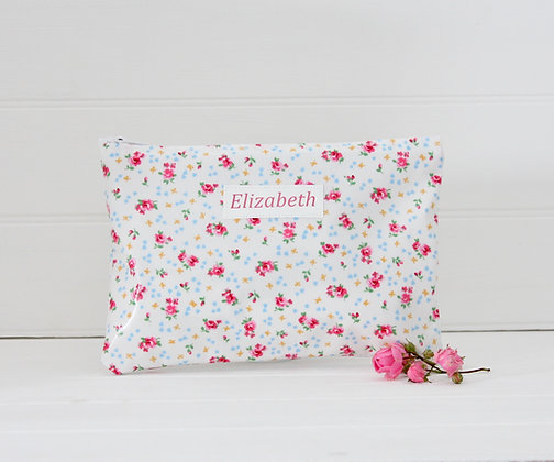 Candy Wipe Clean Cosmetic Bag