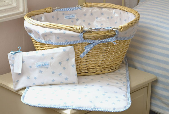 Baby Boy Nursery Gift Set