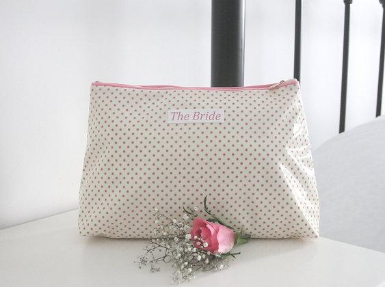 Spot Bridal Bag