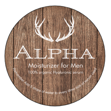 Alpha moisturizer