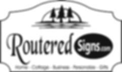 Routered Signs Logo