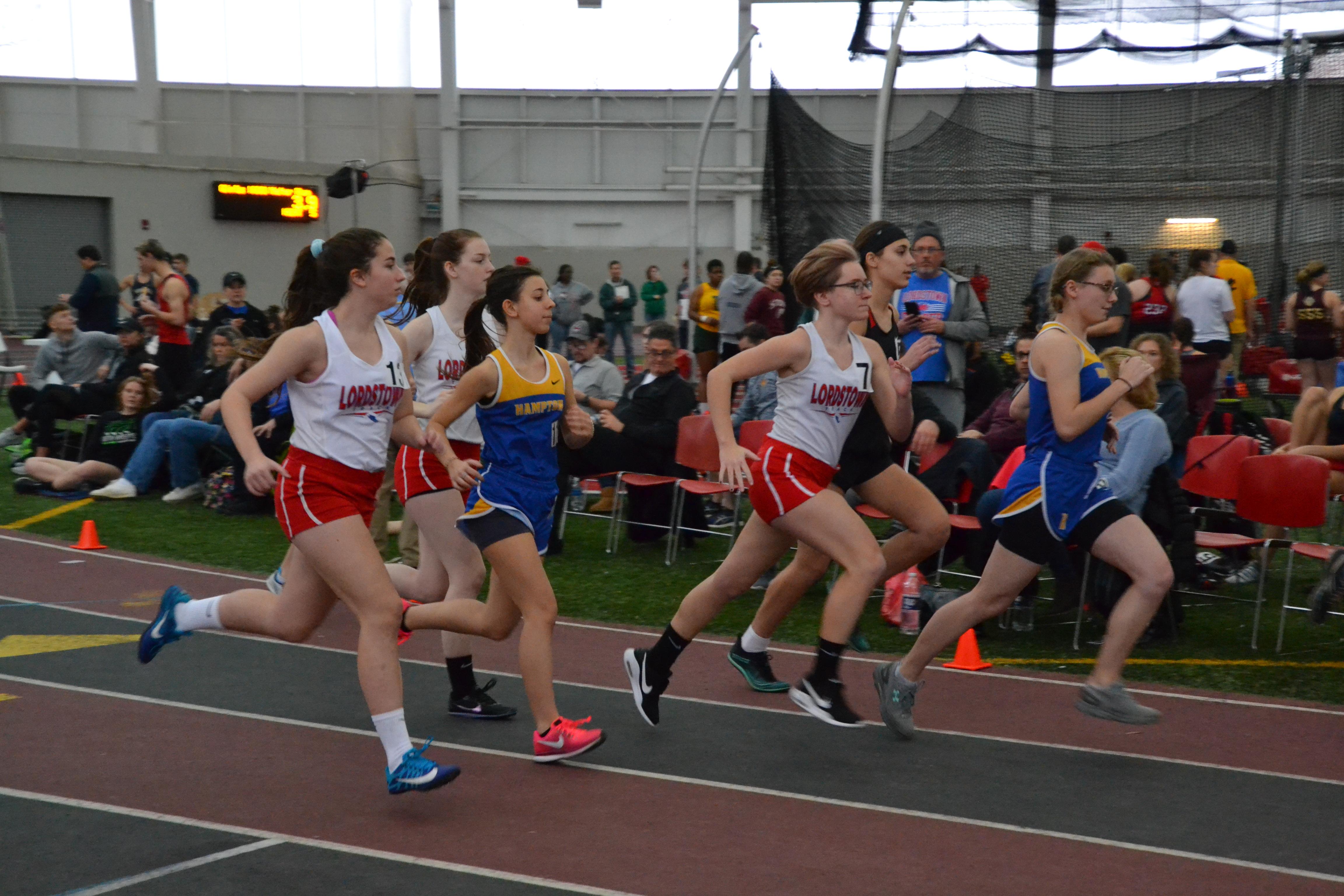 LHS 1600 Run