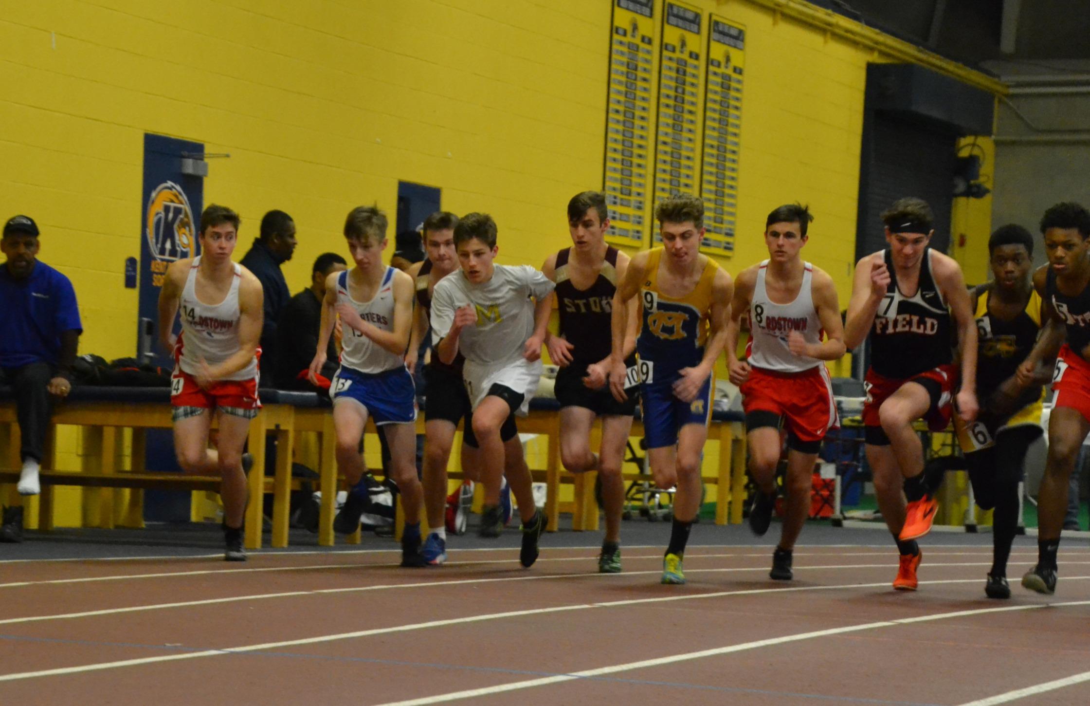 800 Meter at Kent