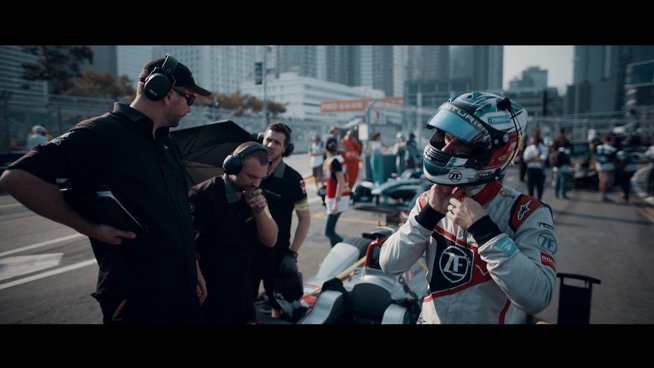 FIA FORMULA E HONG KONG E-PRIX