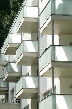 Sozialer Wohnungsbau Tübingen, Wennfelder Garten