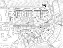 Wohnungsbauschwerpunkt  Waiblingen Korber Höhe 2