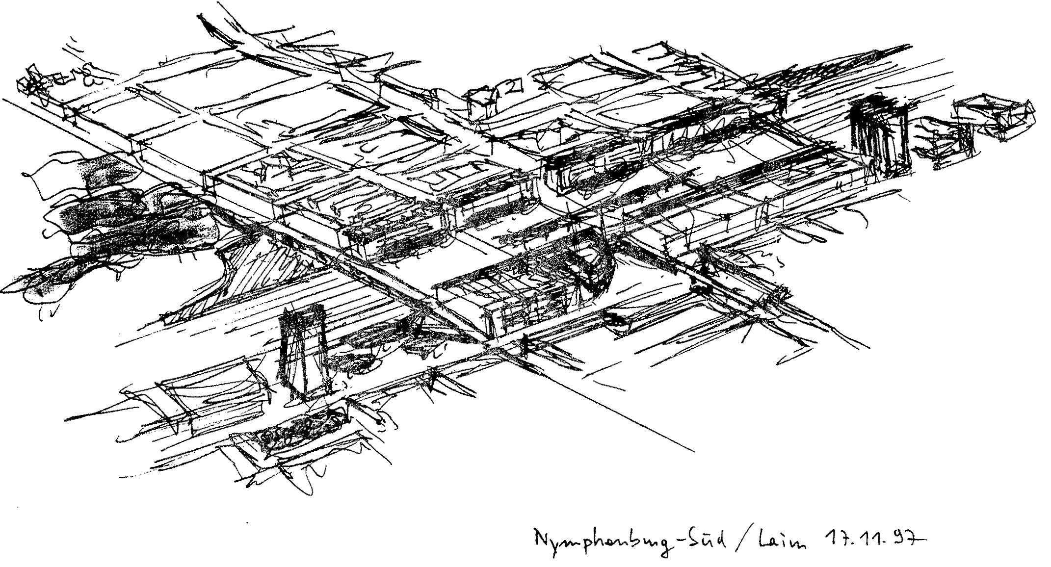 Zentrale Bahnflächen München