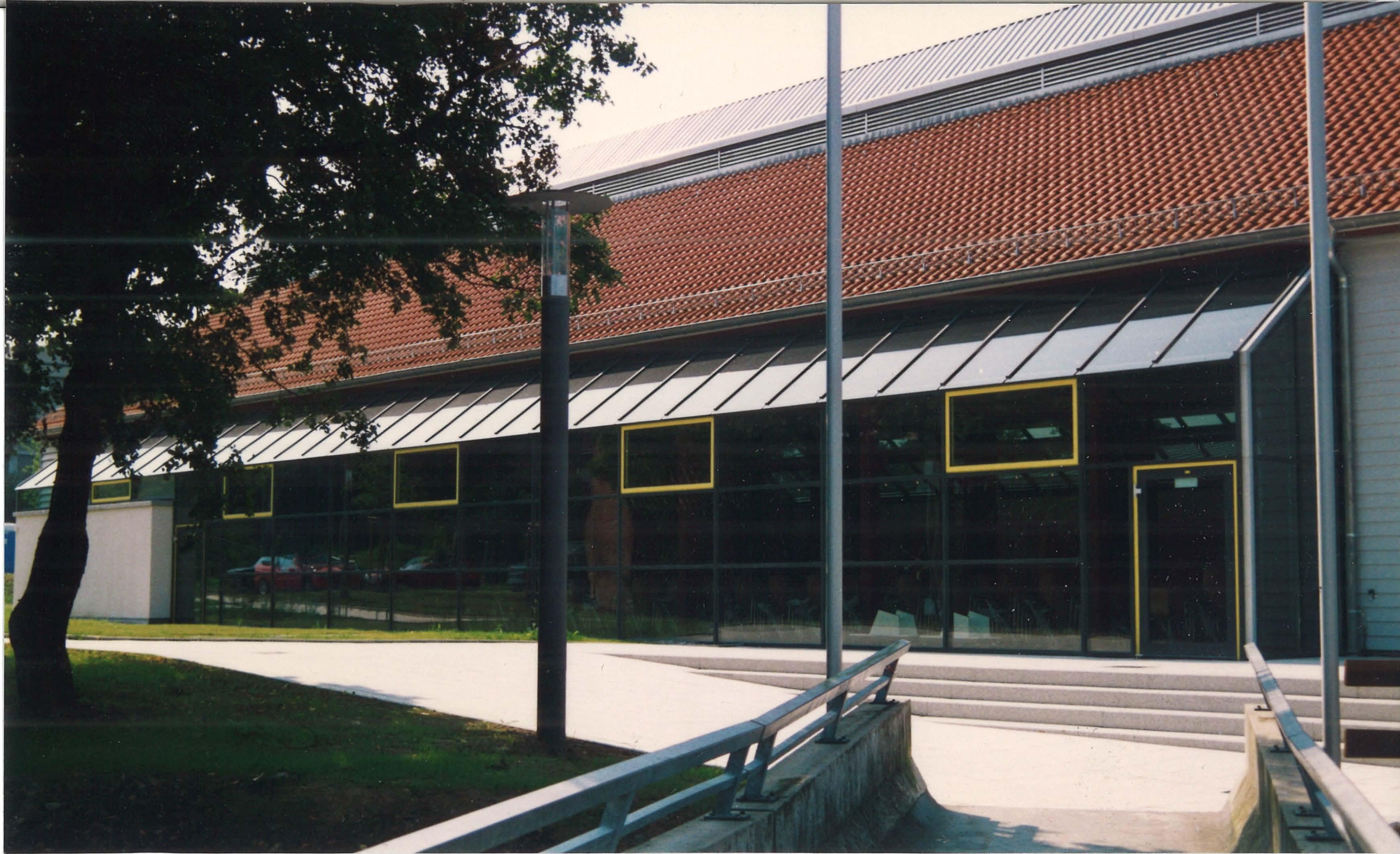 Stadthalle  Markgrönigen, Benzberg