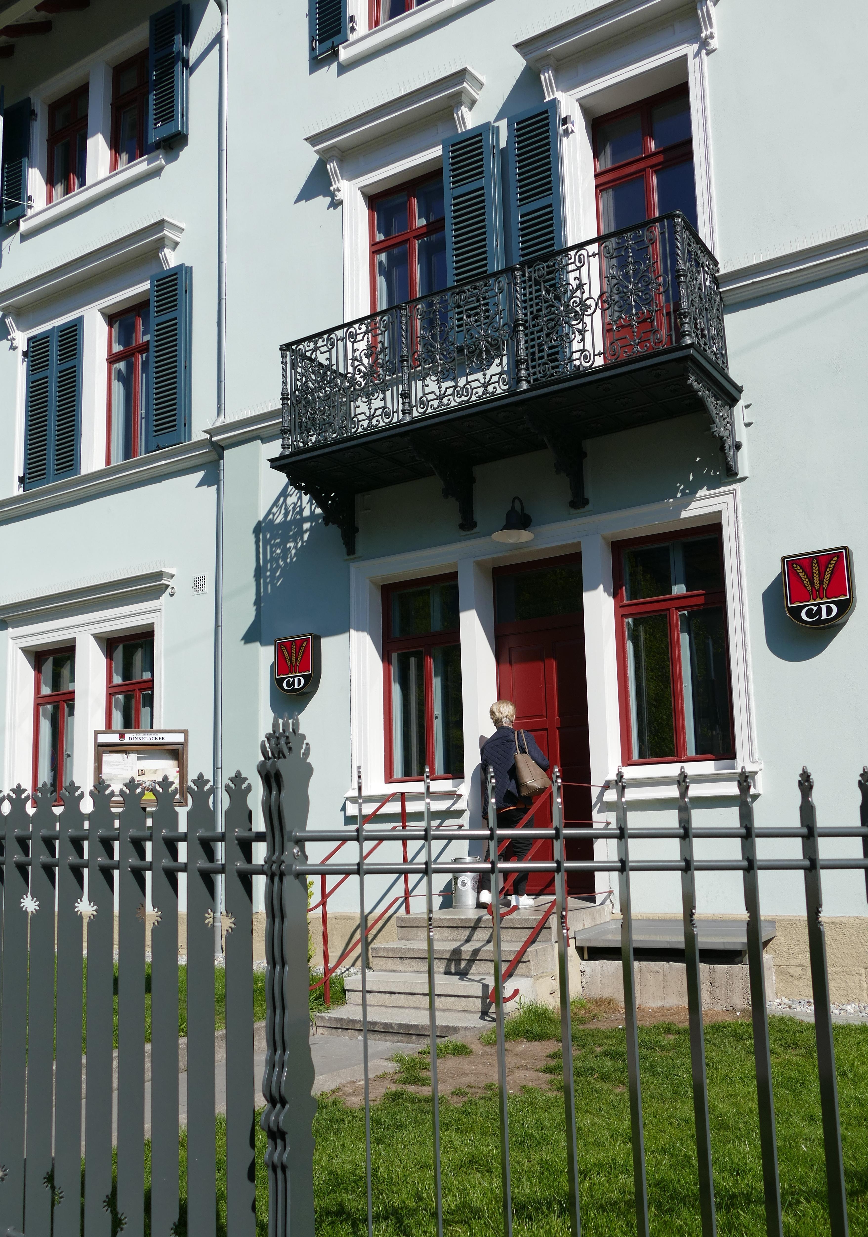 Denkmalpflege  Stuttgart, Schlampazius und Laboratorium