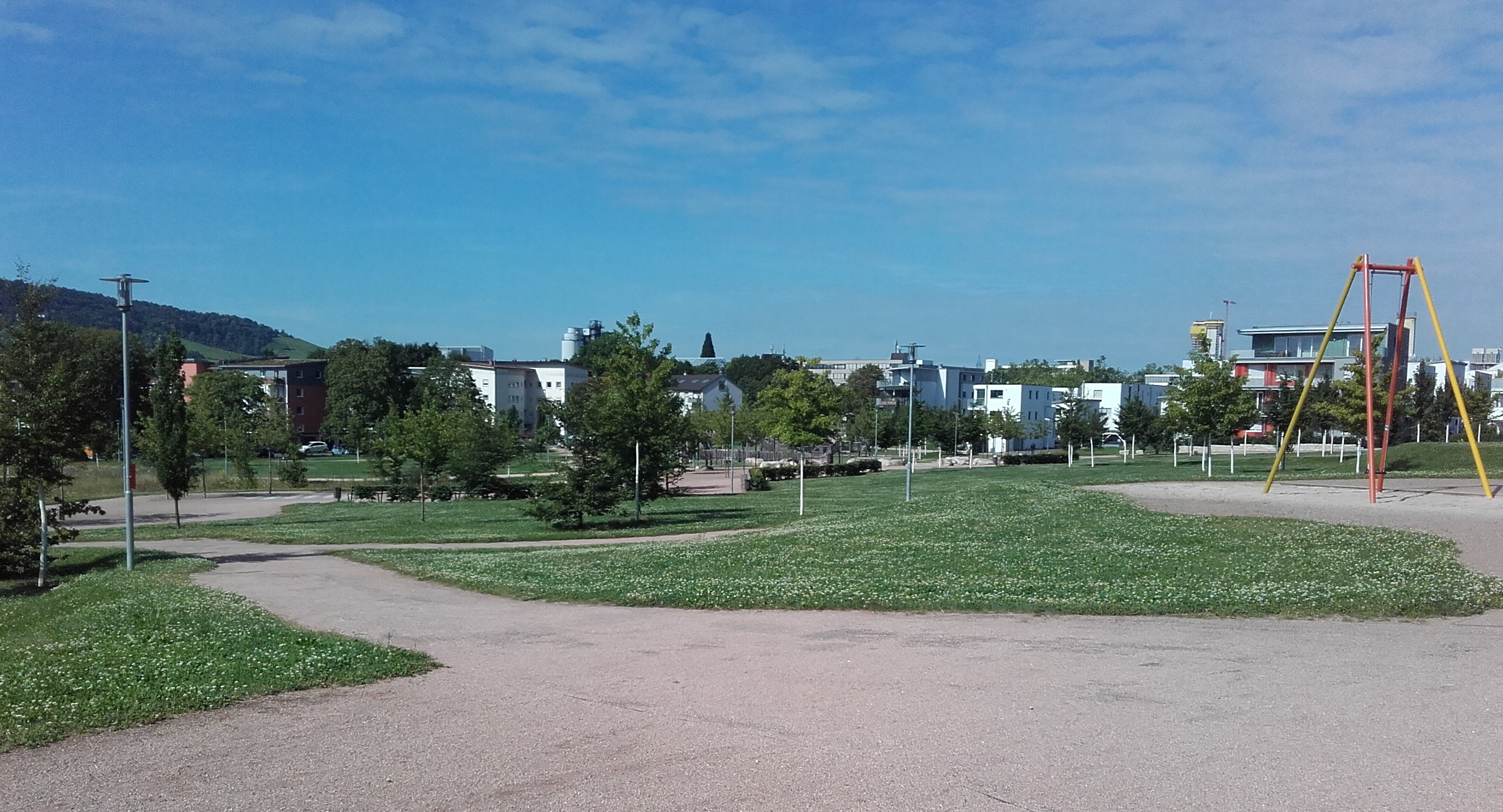 Soziale Stadt  Waiblingen Süd