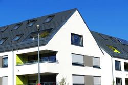 Wohn- und Geschäftshaus Kircheim unter Teck Tannenbergstraße