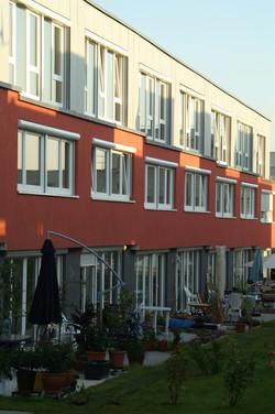 Gereihte Häuser Ostfildern Scharnhauser Park