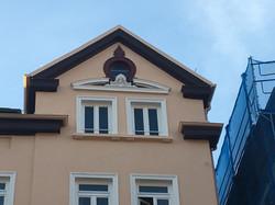 Denkmalpflege  Stuttgart Weber- Rosen- Olgastraße