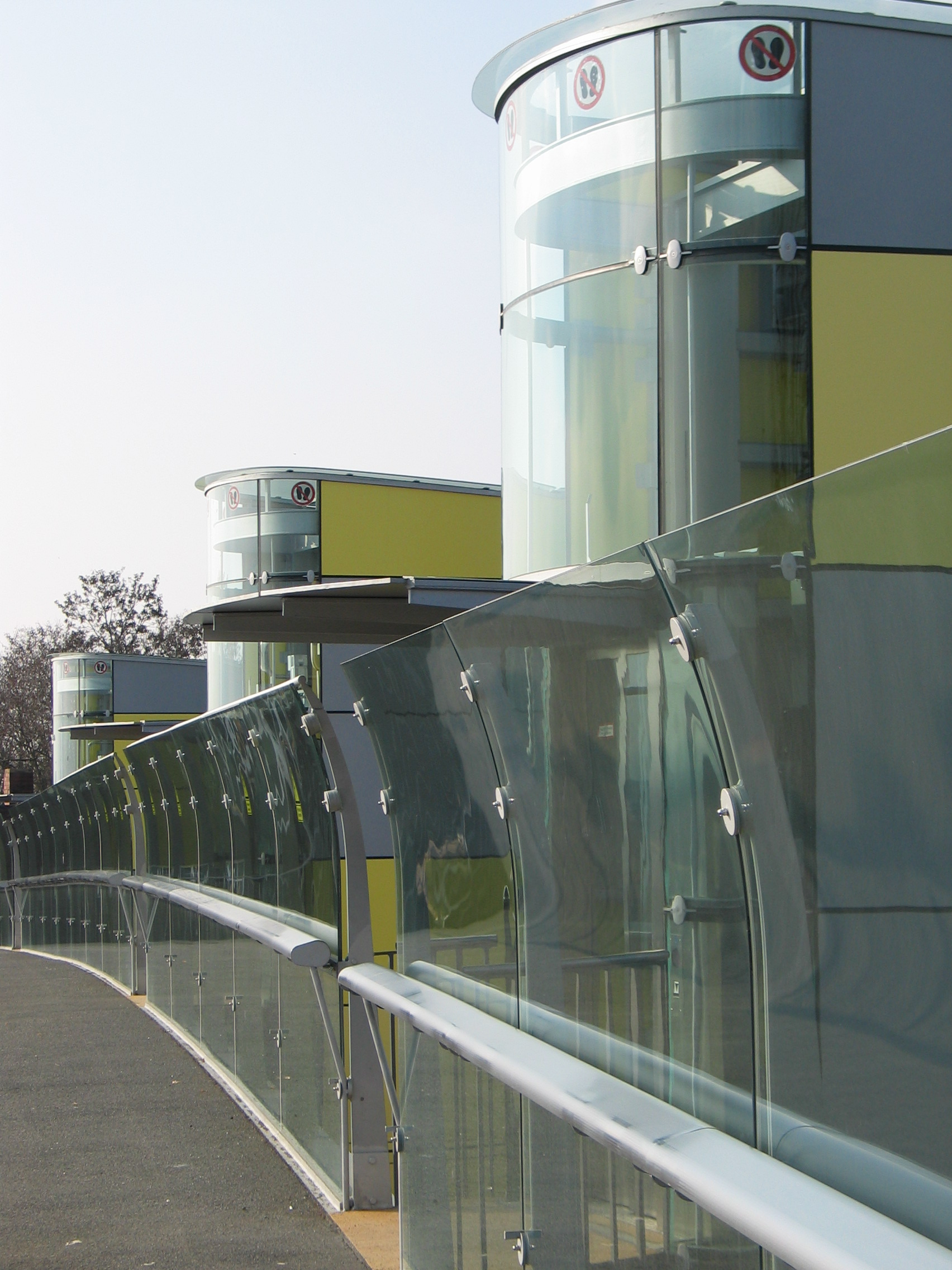 Bahnhof Wiesloch Walldorf