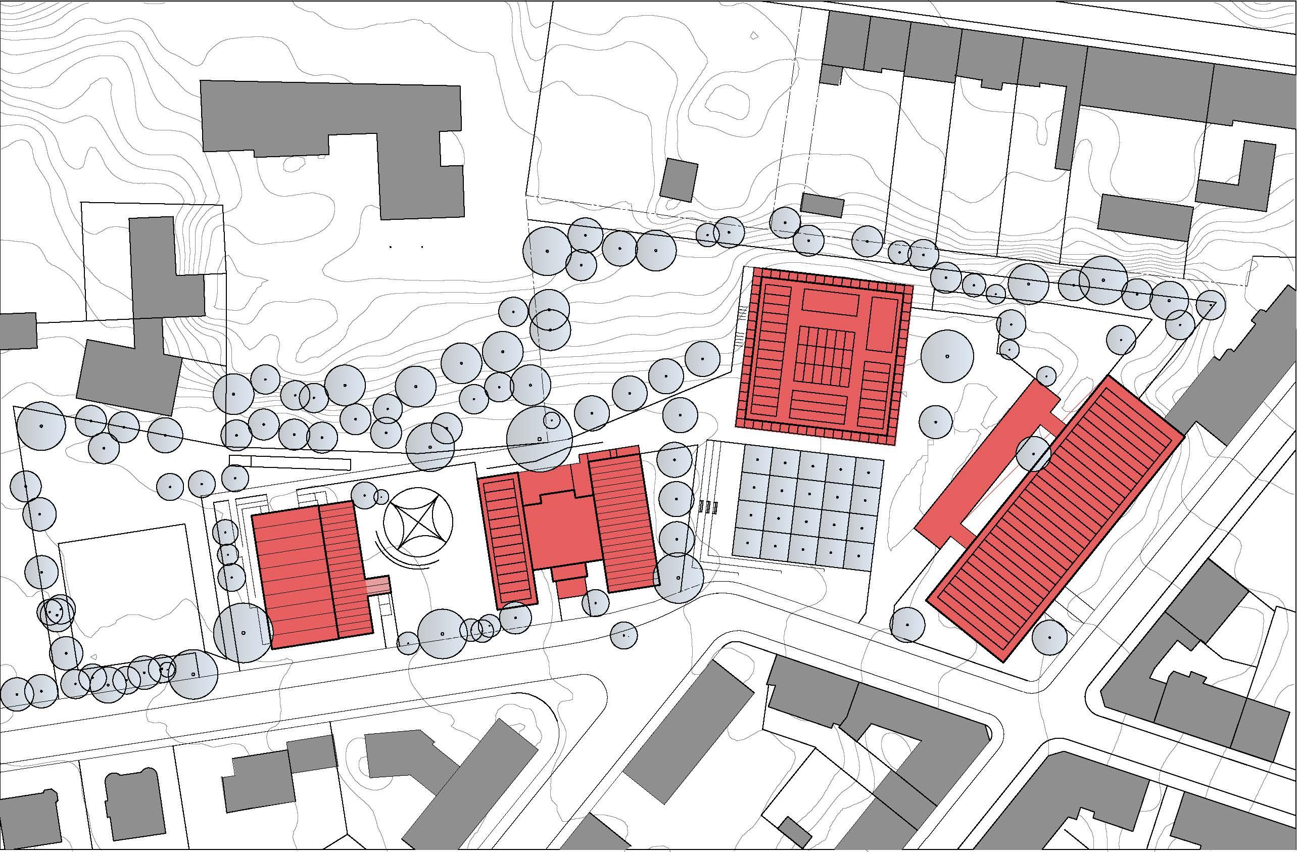 Schulerweiterung  Pforzheim Weiherbergschule
