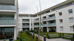 Wohnquartier Tamm Alte Turnhalle