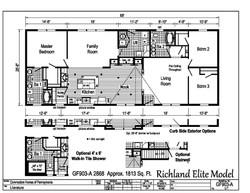 GF903A Floorplan