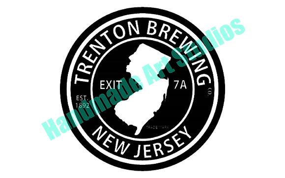 Trenton Brewing Company  Insulated Polar Camel