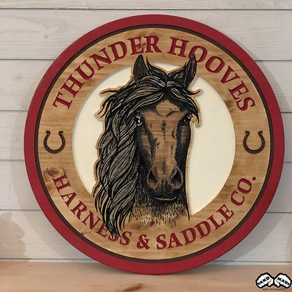 Thunder Hooves