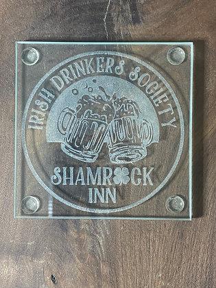 Irish Drinkers Coaster Set