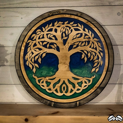Resin Tree Of Life