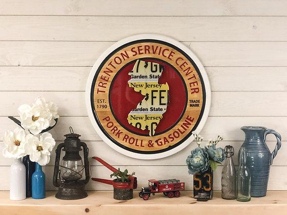 Trenton Service Center - Pork Roll & Gasoline