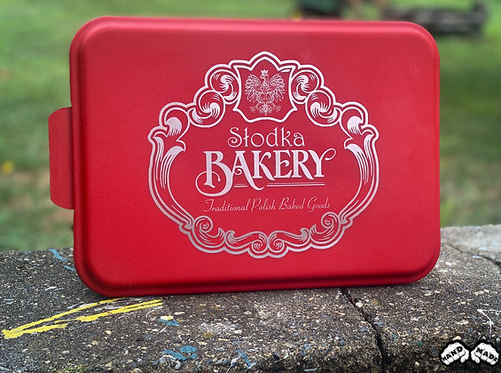 Cake Pans - Personalized options available