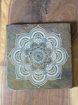 Flower Mandala Trivet
