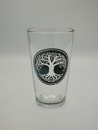 Celtic Tree Of Life Pint Glass