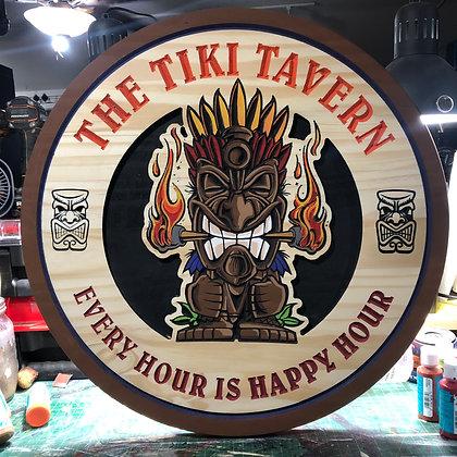Tiki Tavern