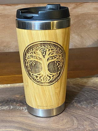 Celtic Tree Of Life Tumbler