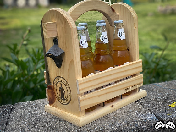 Real Daddy - Beer Caddy