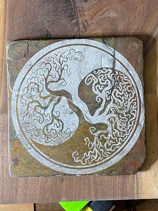 Yin Yang Tree of Life