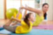 Kinesiology and Exercise for Families