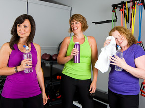 IF YOUR NEW YEAR'S RESOLUTION IS TO EXERCISE MORE, IT COULD BE A TAX DEDUCTION IN ONTARIO