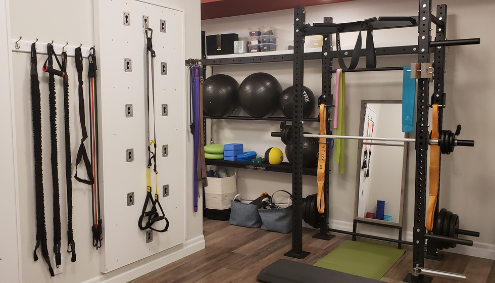 Strength Room