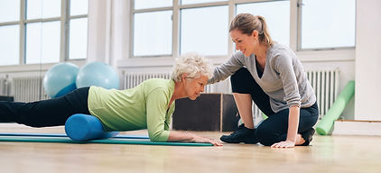 Kinesiology Exercise for Seniors